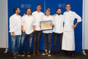 C'è anche Enrico Salis, 35enne di Sant'Antioco, tra i 78 allievi che hanno concluso il percorso formativo del Corso Superiore di Cucina Italiana.