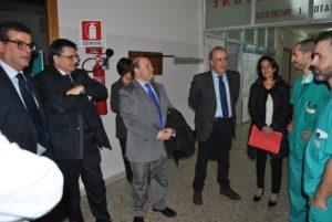 Luigi Arru agli anestesisti rianimatori dell'Aou di Sassari: «Siete l'esempio di lavoro in rete degli ospedali».