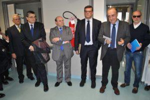 Sono operativi i nuovi locali del day hospital oncologico delle cliniche all'Aou di Sassari.
