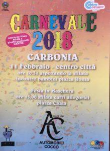 Fervono i preparativi per la nuova edizione del Carnevale di Carbonia.