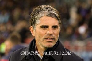 Troppo forte il Napoli capolista per il Cagliari di Diego Lopez: 0 a 5, proprio come nel campionato scorso.
