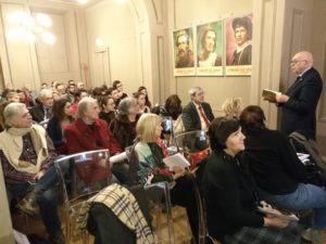 Successo dell'incontro organizzato a Milano dal Centro Nazionale di Studi Manzoniani e dalla F.A.S.I., per i 90 annidel Premio Nobel per la Letteratura a Grazia Deledda.