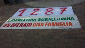Lunedì 29 gennaio la Rsu Eurallumina Rusal inizierà un presidio sit-in davanti all'assessorato dell'Ambiente che porterà avanti fino alla conclusione positiva dell'iter procedurale.