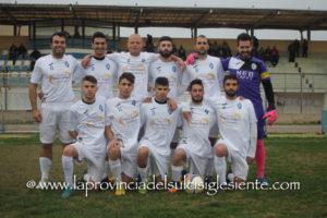 La San Marco Assemini '80 ha perso l'imbattibilità (0 a 1 con il La Palma), pari per il Carbonia con il Selargius (0 a 0) e per il Carloforte ad Arbus (1 a 1).