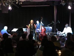 Alle 21.00 diretta video sulla pagina facebook della rassegna JazzAlguer del concerto di Filomena Campus con il suo quartetto.
