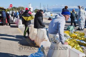 Sono proseguiti per tutta la giornata gli sbarchi di migranti sulle coste del Sulcis. Complessivamente ne sono arrivati 68.