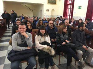 È in corso di svolgimento, a Carbonia, l'incontro pubblico per discutere dell'imposta sulla pubblicità comunale e dei diritti sulle pubbliche affissioni.