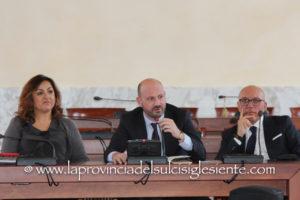 Si è svolto questa mattina, a Carbonia, il penultimo appuntamento del ciclo di incontri tra Regione, enti locali, aziende e parti sociali, sulla riforma del trasporto pubblico locale (TPL).