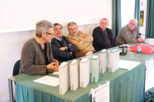 """A Rivoli (Torino) successo pienodell'incontro organizzato dal Circolo """"4 Mori"""" per ricordare Antonio Gramsci a 127 anni dalla nascita."""
