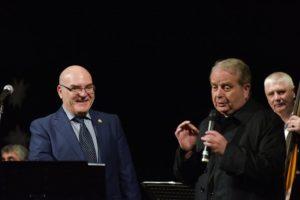 L'arcivescovo di Cagliari Arrigo Miglio ha partecipato al Gran Concerto del Natale Ortodosso, svoltosi ieri a Cagliari.