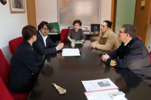 Il comandante della Direzione Marittima di Cagliari ha visitato il Municipio di Sant'Antioco.