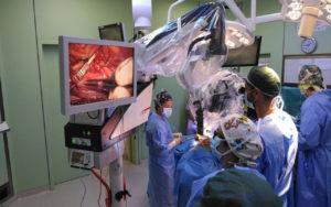 Per la prima volta in Italia, al Policlinico di Cagliari, due interventi di microchirurgia ricostruttiva del seno.