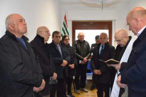 Martedì 20 febbraio è stata inaugurata la nuova Sede FNP CISL pensionati di Calasetta.