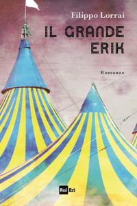 """Filippo Lorrai presenta il suo romanzo, """"Il Grande Erik"""", sabato alle 11.00, nell'aula consiliare del comune di Sant'Antioco."""