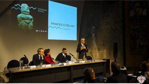Il presidente della Regione Francesco Pigliaru è intervenuto questa mattina al convegno Sardegna in Rete.