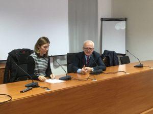 Il sindaco di San Giovanni Suergiu, Elvira Usai, ha partecipato ad un incontro organizzato da Unisulky S'Ischiglia Network – Università Popolare del Sulcis.