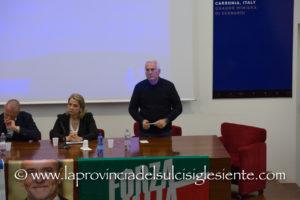 Forza Italia: «Siamo preoccupati perché la Sardegna è più povera e la parola Sud è scomparsa dall'agenda del governo nazionale».