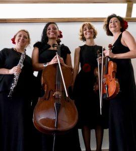 L'ensemble Trame Sonore venerdì sul palco del Teatro Massimo di Cagliari, con musiche di Bach, Britten e Bize.