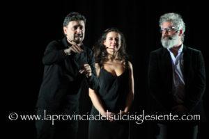 """Ancora un """"sold out"""", sabato sera al Teatro Centrale di Carbonia, per il terzo appuntamento della rassegna """"Carbonia '80""""."""