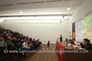 Si è svolta venerdì 7 settembre, a Carbonia, l'Assemblea Costituente di Liberi e Uguali nel Sulcis Iglesiente.