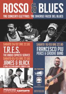 Sabato 24 febbraio, al Centro culturale Compagnia Cantante di via Dolcetta 21, prende il via il più originale festival blues della città di Cagliari.