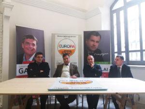 E' stata presentata stamane a Sassari La Lista +Europa – Bonino per le Politiche del 4 marzo.