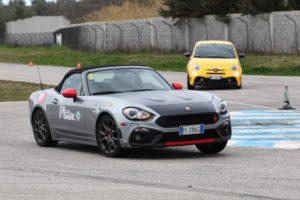 Conclusa al Circuito Internazionale d'Abruzzo la quinta Selezione dell'edizione 2018 dell'Aci Rally Italia Talent targato Abarth.