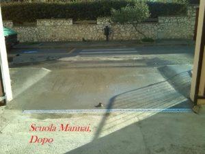 Sono stati ultimati, a Sant'Antioco, i lavori inseriti in un accordo quadro con una ditta locale per la sistemazione di strade, marciapiedi, piazze e parcheggi comunali.