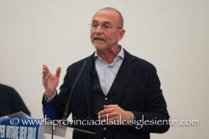 Audizione dell'ex presidente della Regione Ugo Cappellacci in Commissione, sui temi legati all'insularità