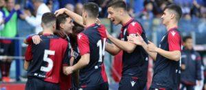 La Primavera del Cagliari ha esordito brillantemente nella Viareggio Cup 2018.