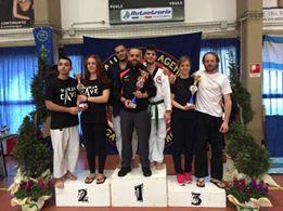 Una trasferta da incorniciare, in Toscana, per la Yama Arashi Dojo Club di Carbonia alla Coppa Italia di Ju Jitsu.