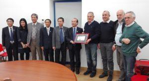 Oggi la direzione aziendale dell'Aou di Sassari ha ricevuto una delegazione dell'Università vietnamita di Hué.