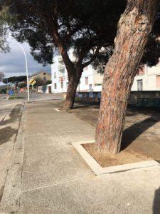 Sono stati completati, a Carbonia, gli interventi di rifacimento del manto stradale e del marciapiede nel tratto superiore di via Giorgio Asproni.