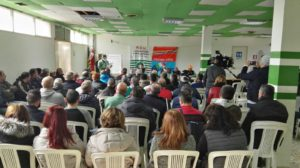 Venerdì 27 settembre, alle 10.00, presso la sala mensa dello stabilimento di Portovesme, si svolgerà l'assemblea generale informativa delle lavoratrici e dei lavoratori Eurallumina.