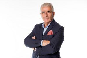 """Bachisio Ledda, fondatore di """"Mail Express Group"""", sarà tra i protagonisti della puntata di """"Boss in incognito"""" dedicata ad Accumoli."""