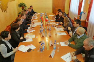 Dal 25 al 28 febbraio una delegazione della città di Iglesias ha visitato la Bielorussia, su invito della città gemella di Bobruisk.