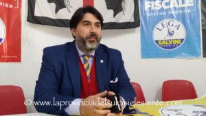 Il senatore Christian Solinas (Lega-Psd'Az) si dimette da consigliere regionale.