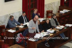 Il presidente Daniela Marras ha convocato il Consiglio comunale di Carbonia in seduta straordinaria, per giovedì 14/02/2019.