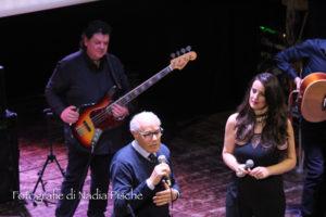 Carbonia ha reso omaggio al grande Lucio Battisti domenica 4 marzo al Teatro Centrale.