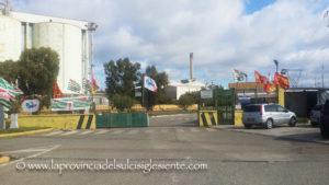 Primo maggio di attesa per i lavoratori ex Alcoa che giovedì conosceranno il piano industriale della Sider Alloys per il rilancio dello stabilimento.