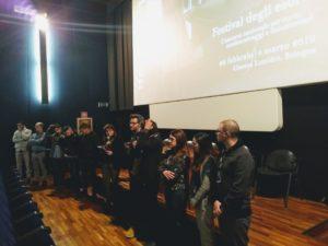 """Il film """"Disco volante"""" di Matteo Incollu ha vinto, a Bologna, il primo premio FASIdel concorso """"Visioni Sarde – Icorti in circolo nei circoli"""" edizione 2018."""