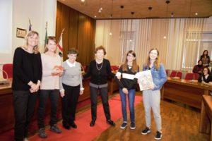 E' stato ufficializzato ieri il gemellaggio scolastico tra gli studenti dell'Istituto Comprensivo Statale Sant'Antioco – Calasetta e una delegazione di 25 studenti di Marsiglia.