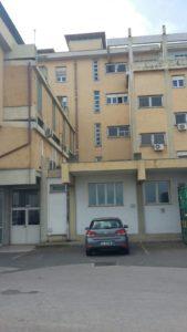 """La commissione Sanità del Consiglio regionale ha visitato questa mattina l'ospedale """"Antonio Segni"""" di Ozieri."""
