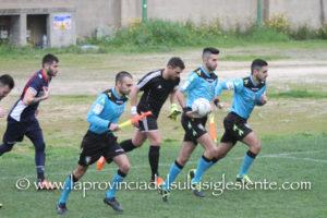 Il derby del Sulcis tra Carbonia e Carloforte è terminato in parità: 1 a 1.