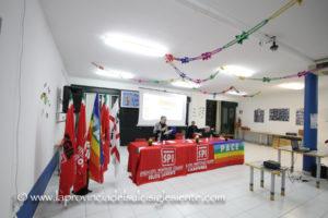 Solidarietà della segreteria SPI CGIL di Carbonia, all'Associazione Centro Anziani di via degli Artiglieri, sfrattata dall'Amministrazione comunale.