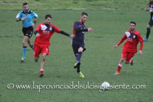 Il Carloforte si gioca le ultime chances di riaggancio al vertice sul campo della capolista La Palma, il Carbonia ospita il Bari Sardo.