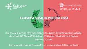 Si terrà domenica 25 marzo, dalle ore 17.00, presso il Teatro Lirico di Cagliari, l'evento finale della quinta edizione del Contamination Lab UniCa.