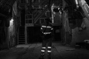 Un viaggio fotografico nella miniera di carbone di Monte Sinni – di Antonio Massariolo.