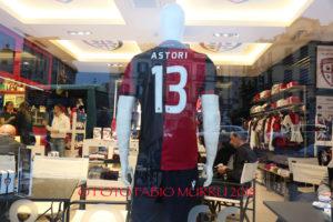 Un toccante minuto di raccoglimento in memoria diDavide Astori alla presentazione della Viareggio Cup.