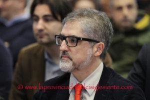 Pino Cabras, candidato del Movimento 5 Stelle, ha stravinto nel collegio uninominale della Camera dei deputati di Carbonia.